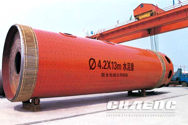Cement ball Mill for Huaxin Power Group