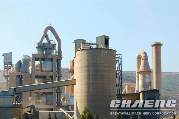 How to make the cement production line energy saving?