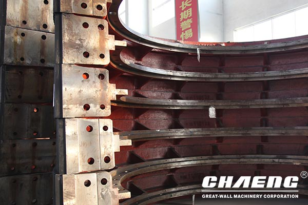 How the ball mill girth gear manufacturer CHAENG wins the competition
