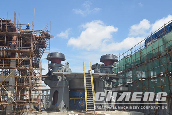 How to protect CHAENG vertical mill mechanical quality and performance?